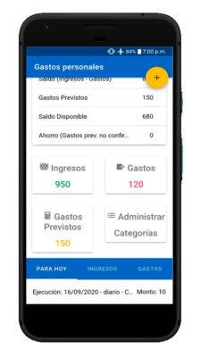 App Gastos Personales